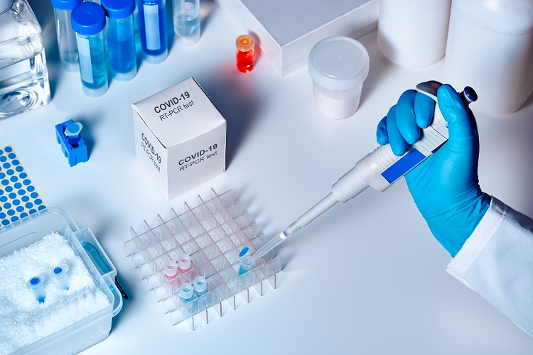 PCR for COVID-19 Test